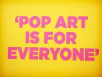 "Энди Уорхол: ""Everything is beautiful, Pop Art is everything..."""