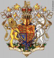 Гербы государств и родовые гербы