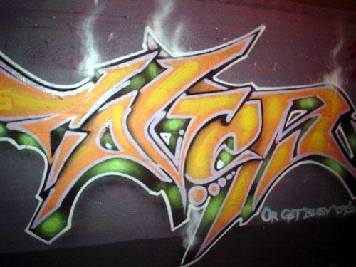 Граффити история современность и