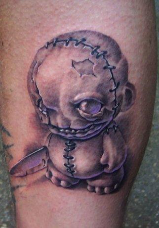 Татуировка многозначное творчество